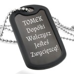 nieśmiertelnik patriotyczny polski husarz